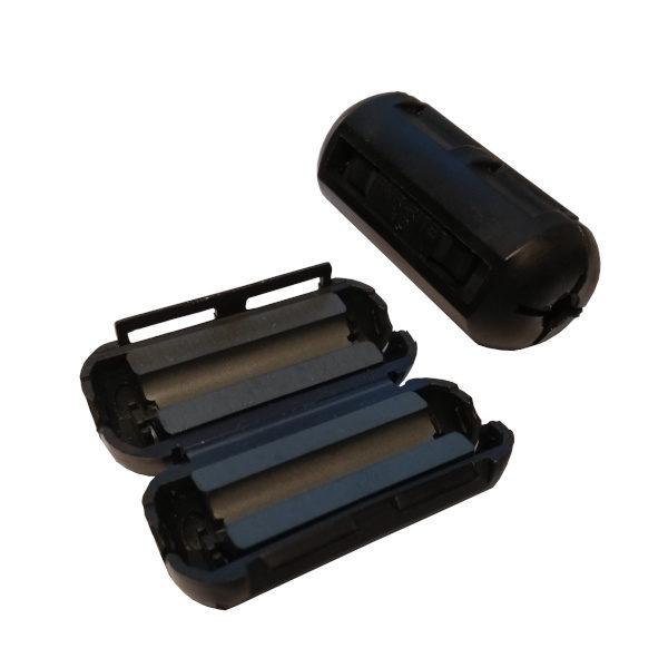 5 mm Ferrit-Schnappklemme